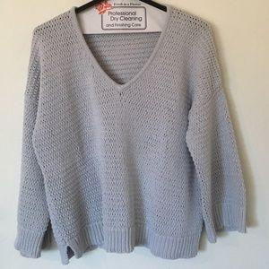 Madewell Breezeway Pullover Sweater EUC